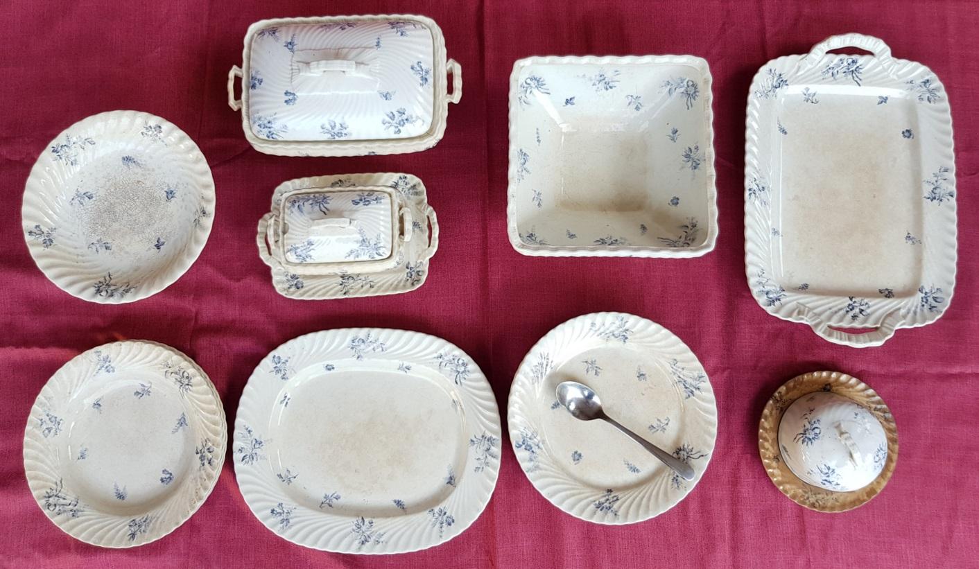 piring antik pecah seribu