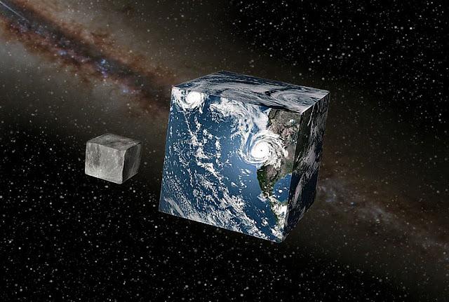 E se a Terra fosse Quadrada?