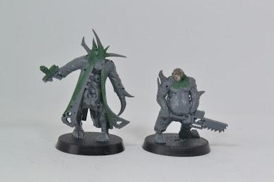 Dark Imperium Poxwalker Rick & Morty