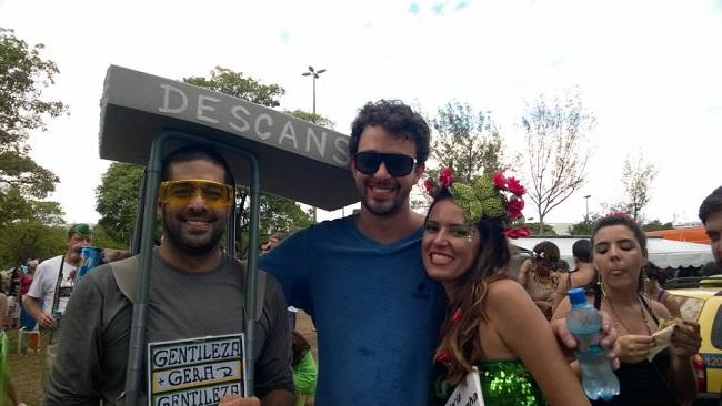Sucesso do carnaval: Rodrigo e Talita
