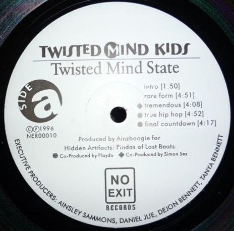 Twisted Mind Kids - Twisted Mind State