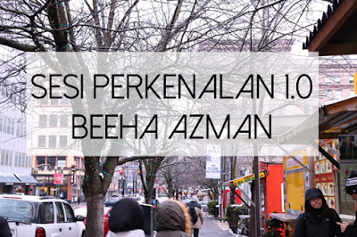 SESI PERKENALAN 1.0 BY BEEHA AZMAN