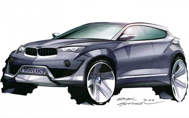 Bmw X4 Suv For 2017
