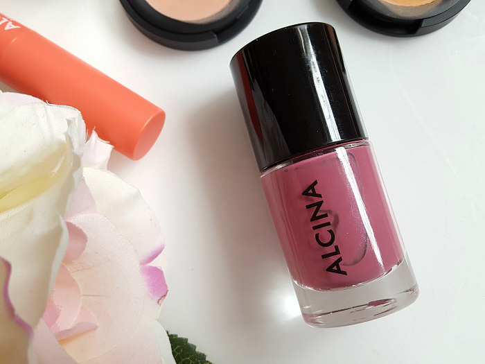 ALCINA - Spring Stories Makeup Collection 2017 Ultimate Nail Colour Peony 210