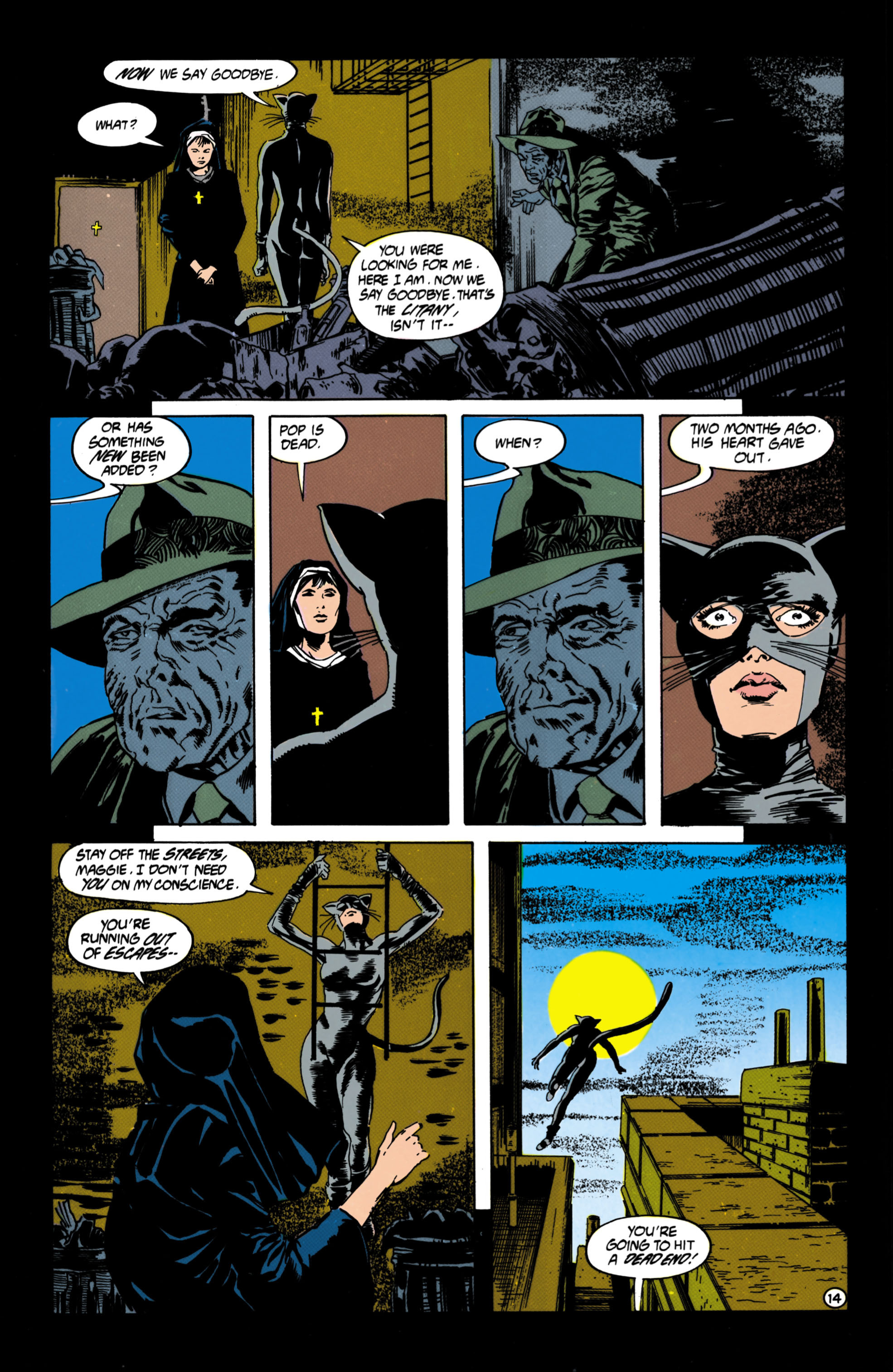 Catwoman (1989) Issue #2 #2 - English 15