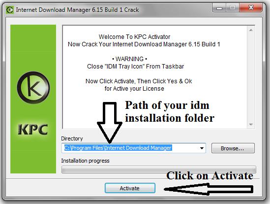 Internet download manager idm ko free me lifetime activate kare.