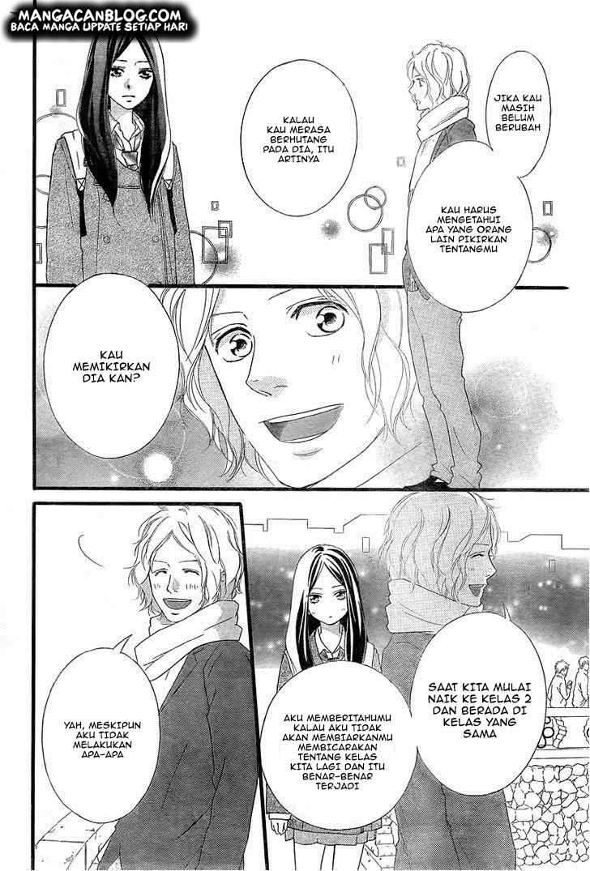 Ao Haru Ride Chapter 38-26