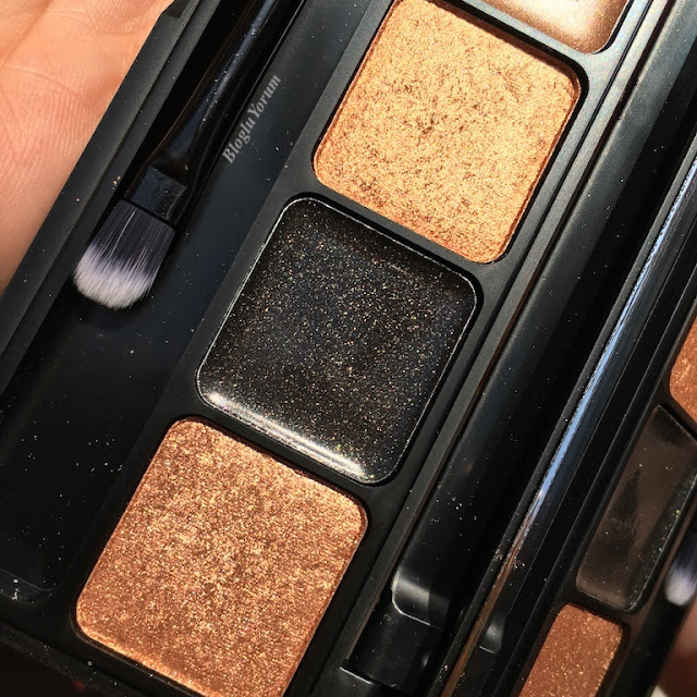sleek i-lust eyeshadow palette into the night bronze 5