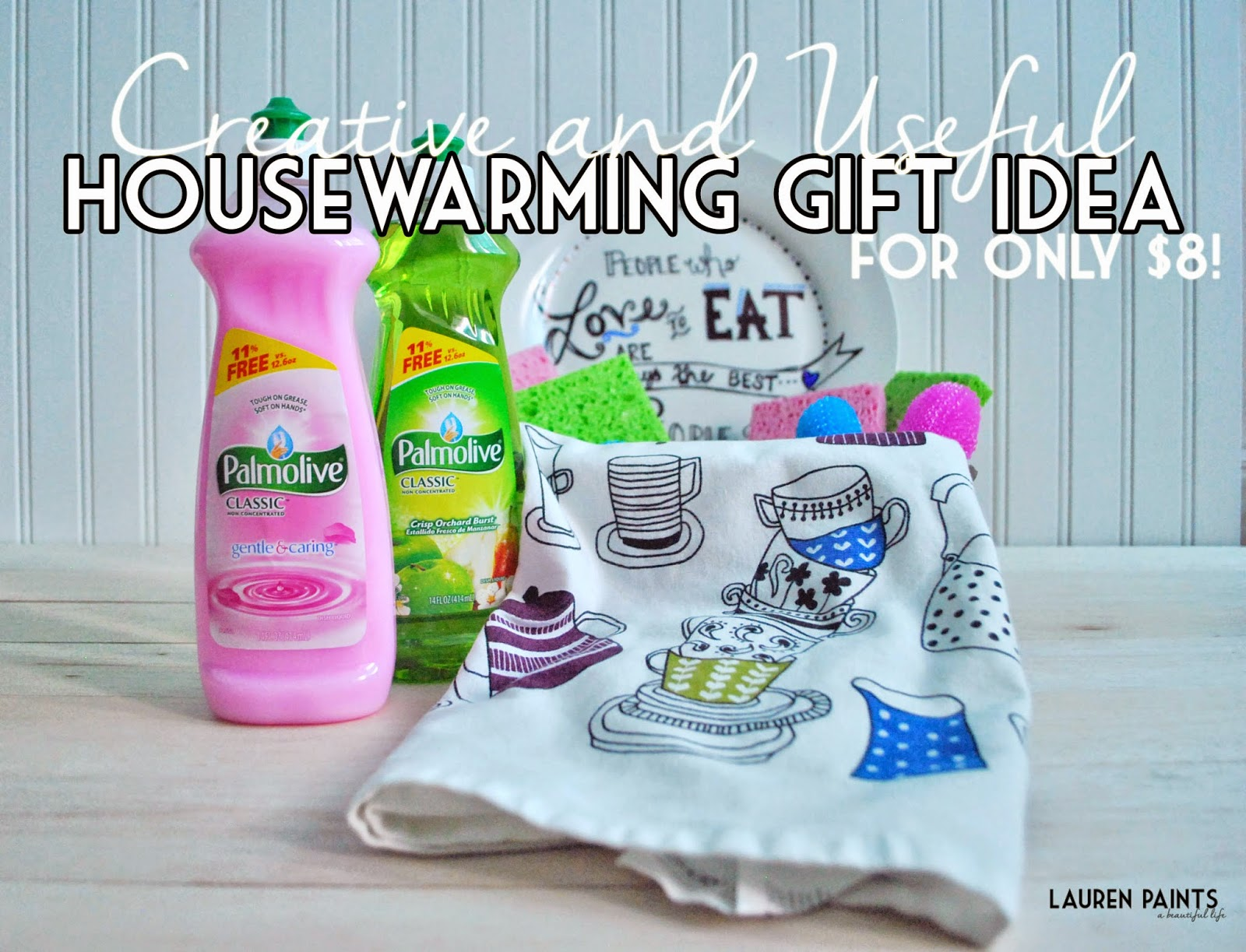 Welcome to Your New Home: A Creative and Useful Housewarming Gift Idea