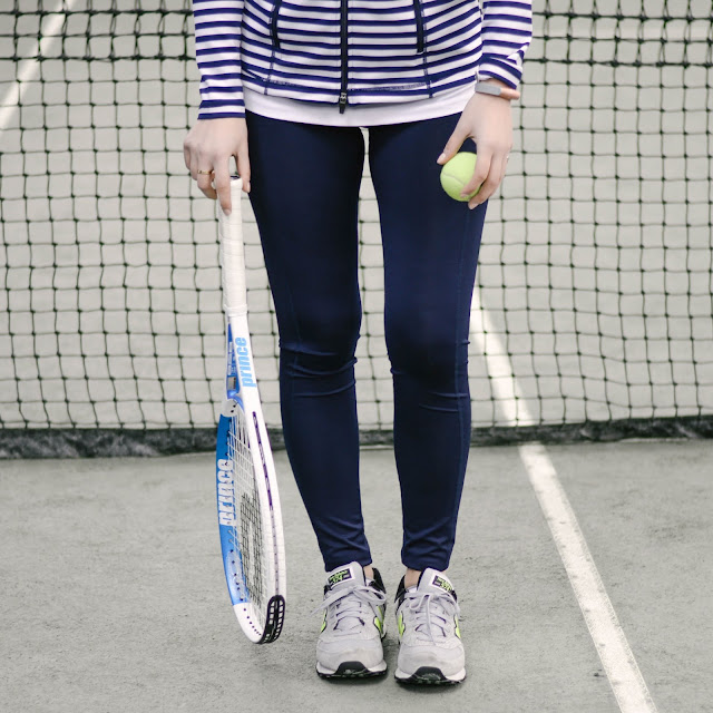 tennis leggings