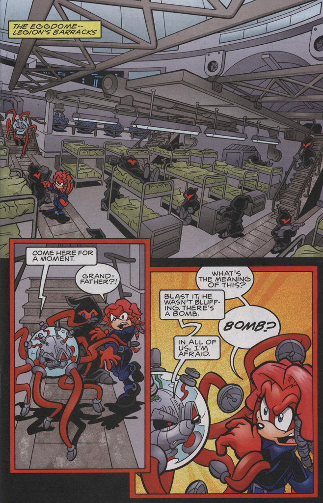 Read online Sonic The Hedgehog comic -  Issue #192 - 14