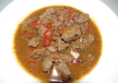 minced meat stew