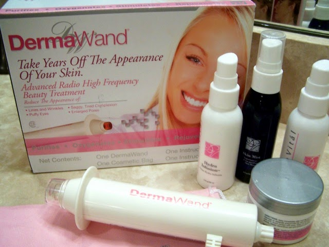 DermaWand: My Beautiful New Best Friend (product review) #sponsored #MyDermaWand #MC