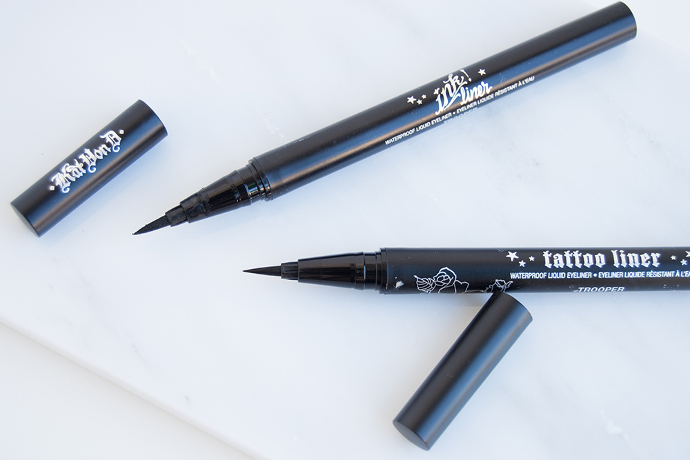 Comparación: Kat von D Tattoo vs Ink Liner