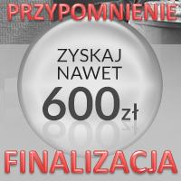 """Finalizacja promocji """"Moje Konto 360° w Banku Millennium"""""""