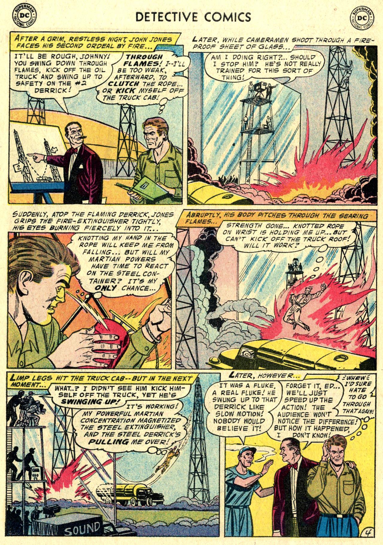 Read online Detective Comics (1937) comic -  Issue #244 - 30