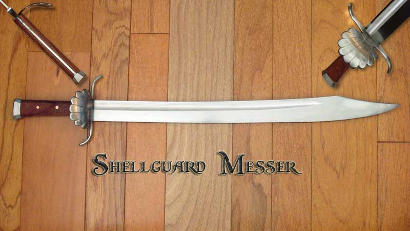 Ben Potter, Bladesmith: New Line Of Swords From Privateer