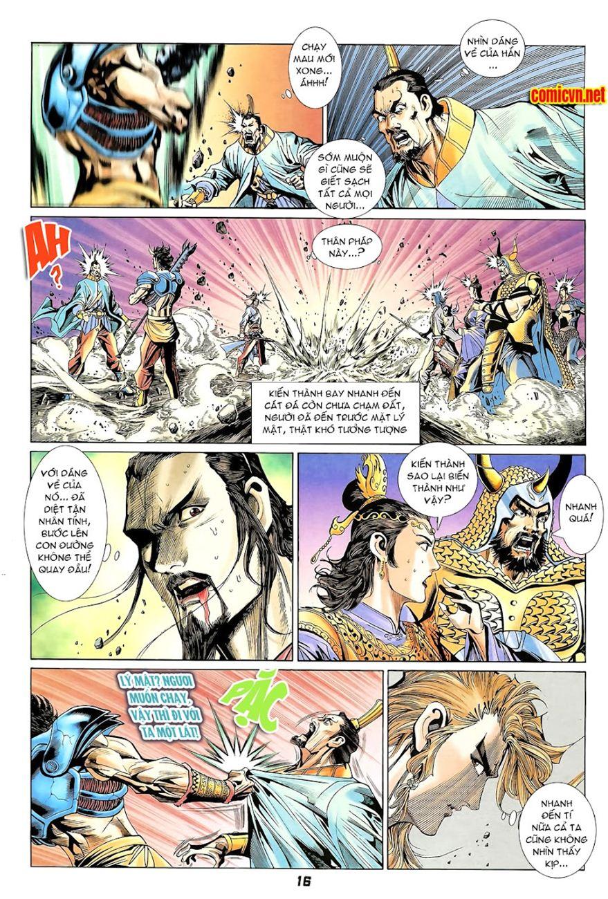 Đại Đường Uy Long chapter 83 trang 24