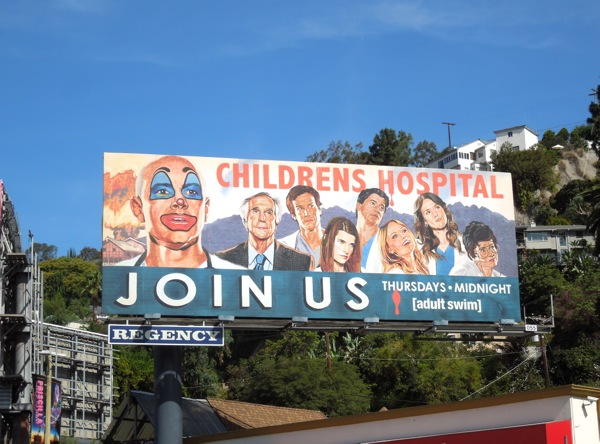 Daily Billboard: Childrens Hospital season five and NTSF ...
