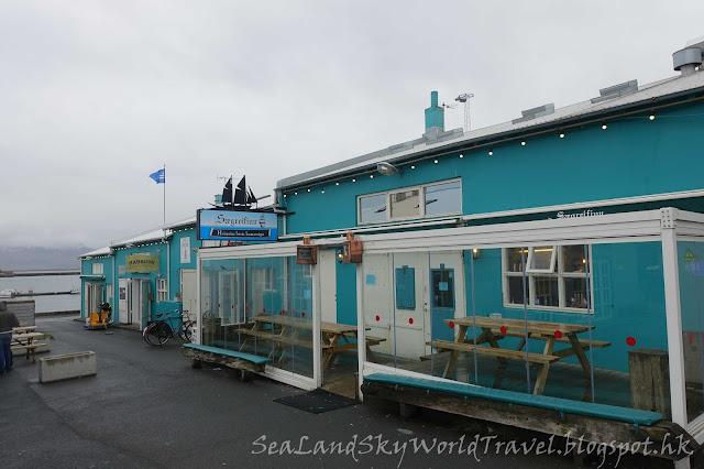 雷克雅未克 Reykjavík ,Saegreifinn龍蝦湯, sea baron lobster soup