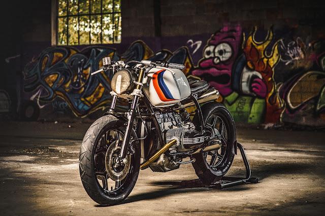 BMW R80 By Woidwerk Hell Kustom