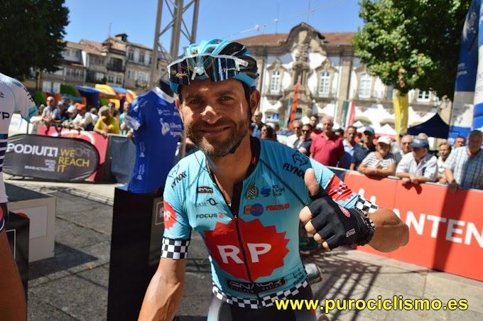 Rui Sousa anunció el final de su carrera deportiva en la Volta a Portugal