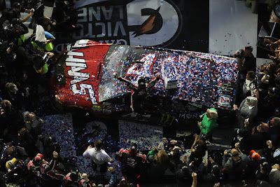 The Wisdom Of Kurt Busch – Rolling Back The Years For The Daytona 500 #NASCAR Mobil 1 The Grid