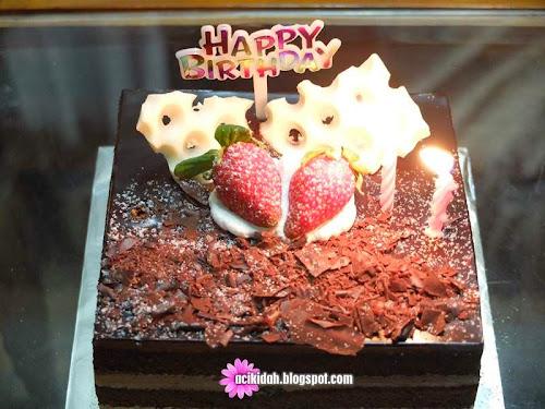 Kek Happy Birthday Ke-2 Nur Ayesha