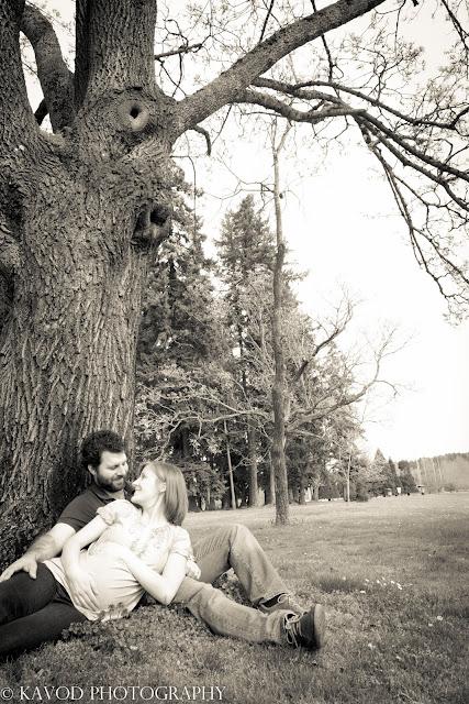 John + Tanzi, Maternity Session - Ali Hormann Photography