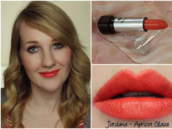 Jordana Lipsticks - Swatch Masterpost