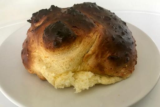 Pão de Leite Sem Liquidificador - Blog Vida Saudável