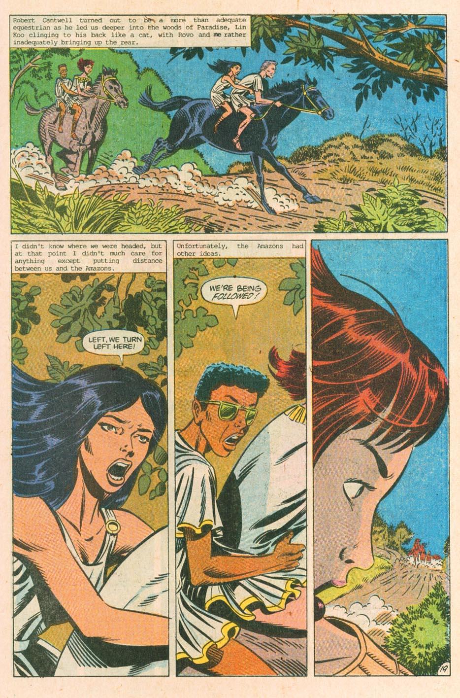 Read online Wonder Woman (1987) comic -  Issue #39 - 21