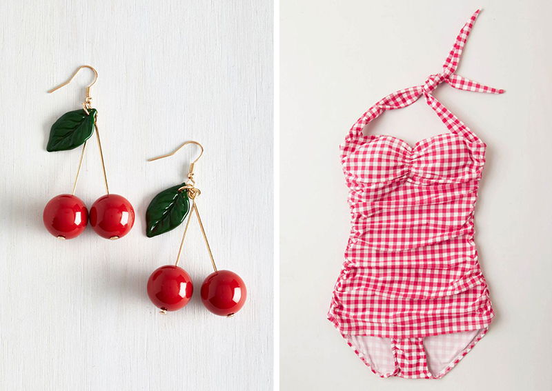 ModCloth retro swimsuit