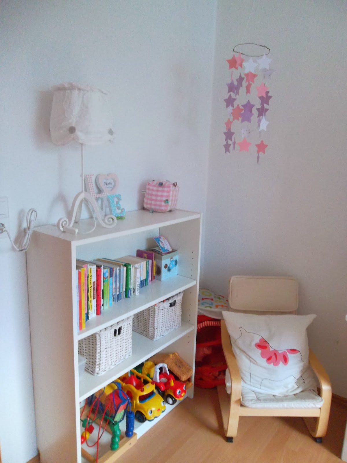 Mobile Wickelkommode Summie And Friends: Charlottes Neues Zimmer