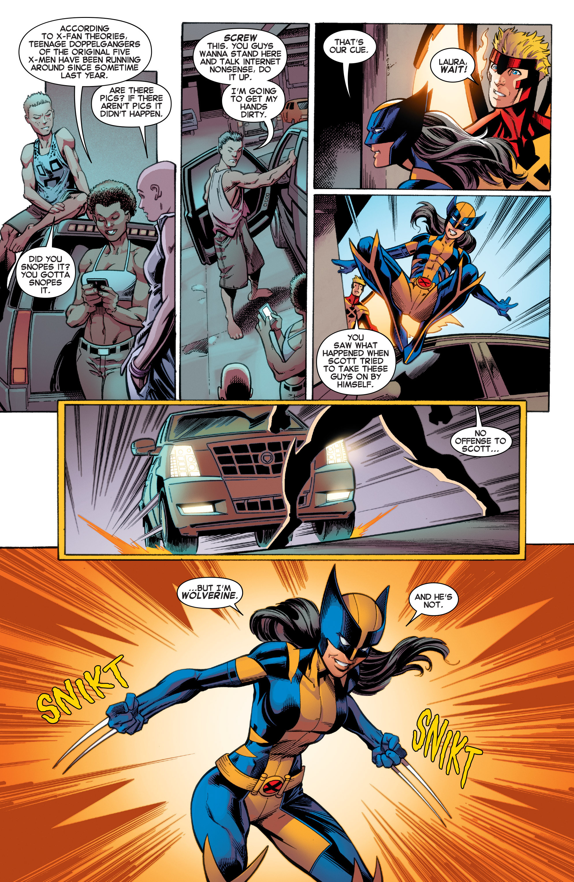Read online All-New X-Men (2016) comic -  Issue #2 - 14