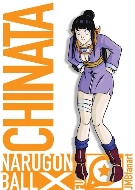 5- Chinata (Chichi e Hinata)