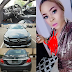 Actress Yetunde Aderibigbe buys multi million Naira Benz. (Photos)