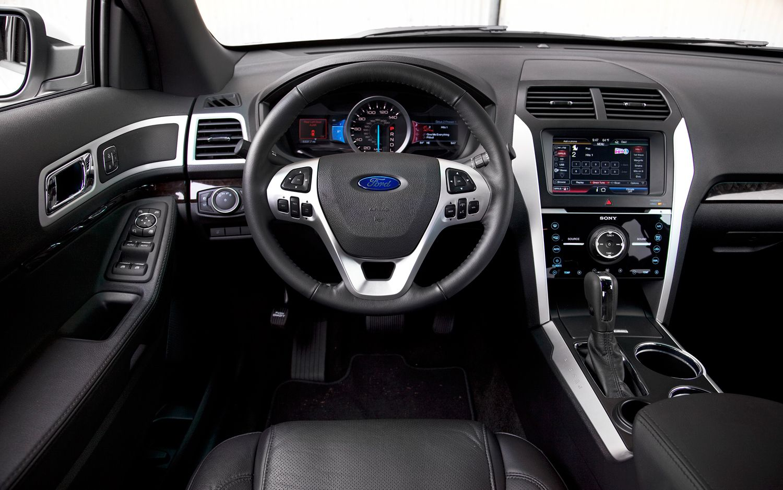 todo sobre ford explorer  todo sobre autos