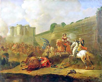 Battle of Faubourg Saint-Antoine