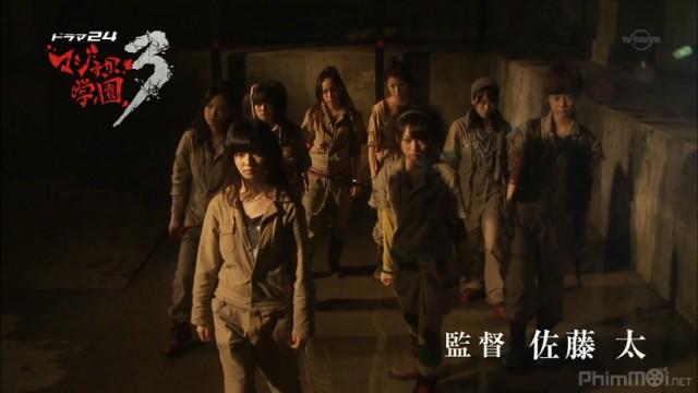 Phim Nữ vương học đường (Phần 3) Hoàn tất (12/12) VietSub HD   Majisuka Gakuen (Season 3) 2013