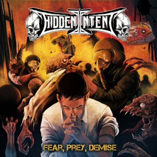 "Ο δίσκος των Hidden Intent ""Fear, Prey, Demise"""