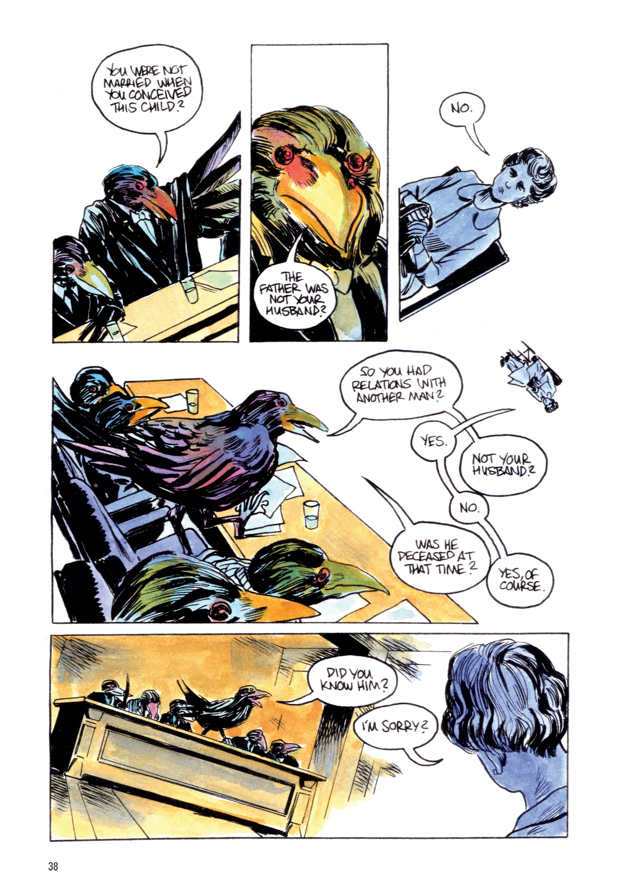 Read online The Late Child and Other Animals comic -  Issue #1 - 36