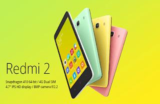 Harga Dan Spesifikasi Xiaomi Remi 2