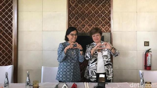 RI Dapat Utang Rp 15 T dari Bank Dunia untuk Penanggulangan Bencana