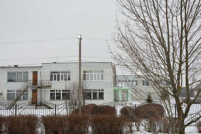 У Марьинской школы зажгли энергосберегающие лампы Сергиев Посад