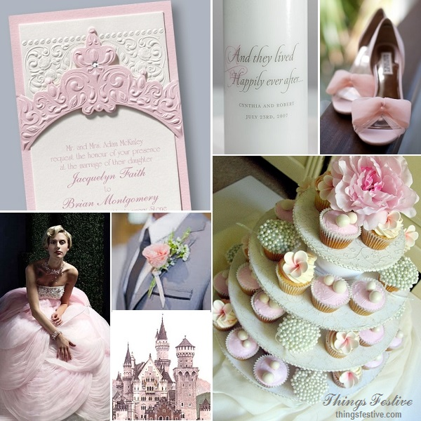 Fairy Tale Wedding Inspiration: Sleeping Beauty