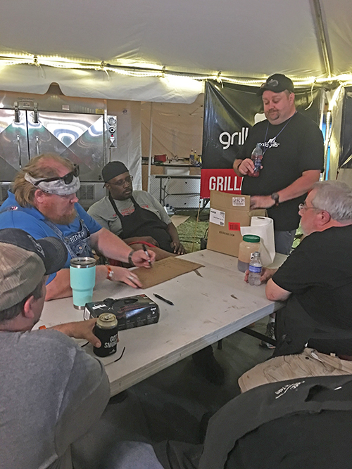2017 Memphis In May World Championship BBQ Cooking Contest