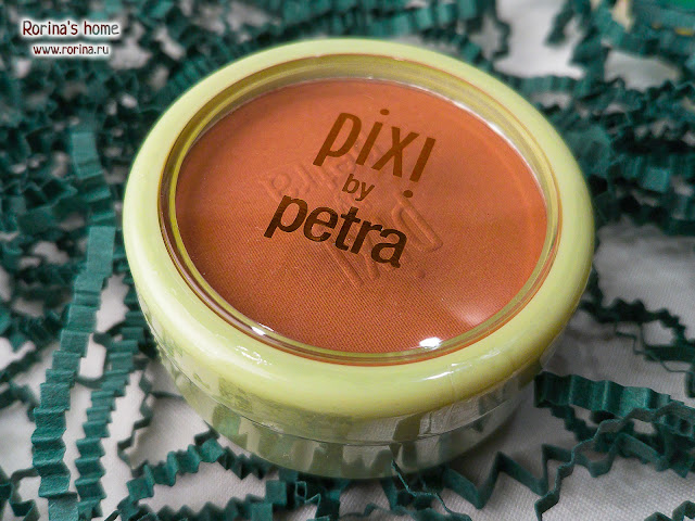 Румяна для лица PIXI by Petra Fresh Face Blush Beach rose