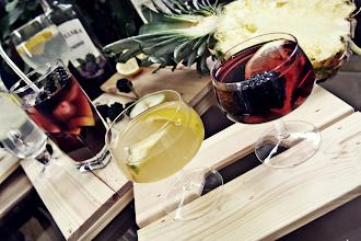 5 przepisów na letnie drinki #owocmamoc