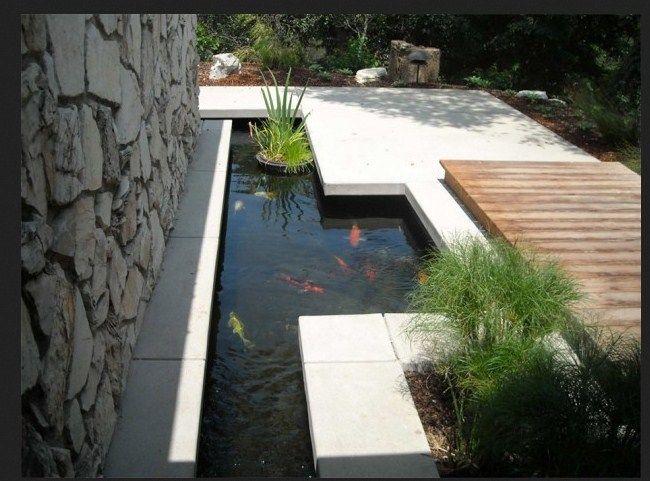 cara Membuat kolam ikan minimalis
